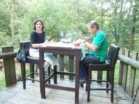 Romantisch diner voor twee in Het Berenbos