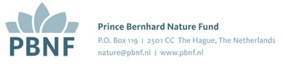 Logo Prince Bernhard Nature Fund